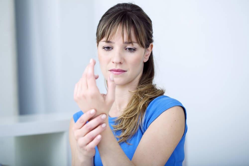 hamilelikte ellerde uyusma ve gucsuzluk